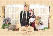 Wedding of Quinina & Deni by Woodenbox Photocorner