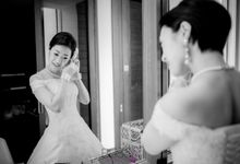 Congratulation to Ayaka and Takaya for the wonderful wedding at Conrad Koh Samui by BLISS Events & Weddings Thailand