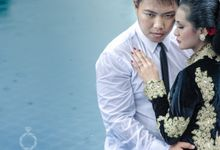 Yosi & Ata Prewedding by Exposura Photography