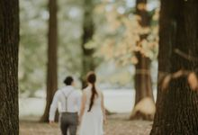 PRE WEDDING OF ALDRIAN & THERESIA by MORDEN