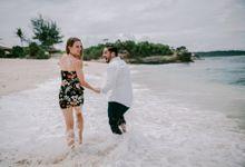 Paige Clark Wedding by Lembongan Beach Club and Resort
