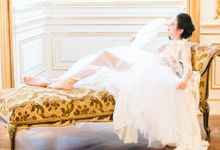 Marie Antoinette Wedding by A Very Beloved Wedding