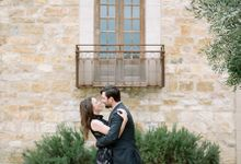 Suntone Winery Engagement Session by Amanda Watson Photography