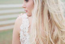 English Country Bridal Inspiration by Amanda Watson Photography