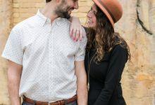 Suntone Winery Engagement Session by Amanda Watson Photography