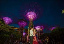 JAY-R & KATTLEYA SINGAPORE ENGAGEMENT by Aying Salupan Designs & Photography