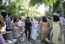 Joe & Sella by ProjectDEA Wedding Planner