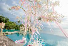 Yue Li & Yu Xuan wedding at Conrad Koh Samui by BLISS Events & Weddings Thailand