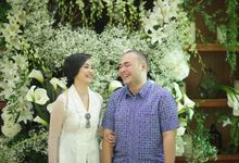 AMANDA & LUTFIE - ENGAGEMENT CEREMONY by Promessa Weddings