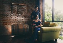 Windu & Dony Prewedding by Luxima Photography