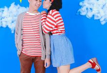 Prewedding of Andolia & Agung by Kite Creative Pictures