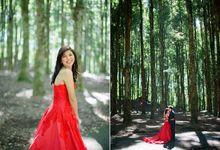 Adit & Candy Bali Pre-Wedding by Venema Pictures