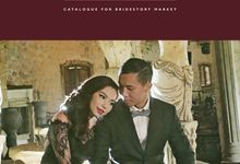 Catalogue for Bridestory Market by A&E Tailors