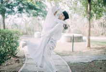Afiah & Haikal Wedding ceremony by The.azpf
