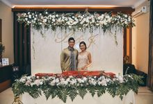 Ananta & Jesslyn Engagement by WIRASA Catering