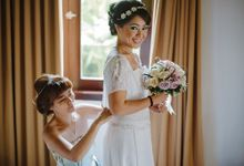 Abigail & Kish Wedding by Foraday Dream