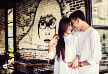 Engagement of Agung & Sona by Bali Image Photography