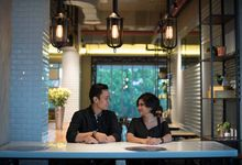 Agung & Safrina Love Story by Loov Pictura