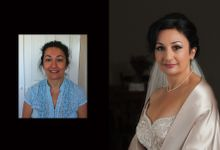 Before & After by Felicia Sarwono Makeup Art