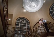 Beautifully Classic Wedding at the Community Life Center by Abby Hacker Photography