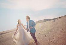 Pre-wedding Photo Shoot R&G by ABSOLUTE BRIDE