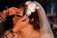 Elva & Rio Wedding by Nings Chelle