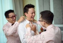 Ade & Ita Wedding Day by Experia Photography