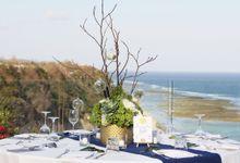 Whimsical Wedding - Adeline & Taib by Puri Amanda Flower Boutique