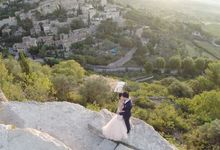 Adeline & Wilson Destination Pre Wedding Fusion by IrisWave