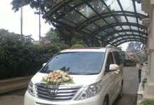 The Wedding of Adi & Cindy 28 May 2017 by sapphire wedding car