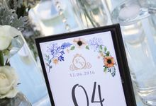 Elegant and Classy Outdoor Wedding by Butterfly Event Styling