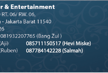 Wedding on the Pool Side by BZ Organizer & Entertainment