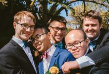 Werribee Mansion Melbourne Wedding - Adrian & Stephanie by Cliff Choong Photography