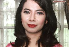 Makeup Party Mbak Fitri by Therecia Debby Makeupart