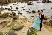 Agung & Ester Pre Wedding by Experia Photography