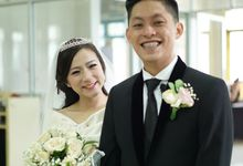 WEDDING AGUS & ANGERICA by I:Frame Productions