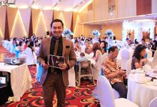 MC for Paulus and Kartika by Alfian Entertainment
