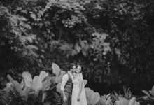 Alana and Micheal by Botanica Weddings
