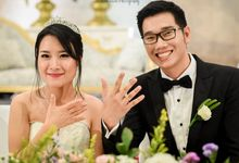 WEDDING ALBERT & NICHOLE by Royal Tulip Gunung Geulis Resort & Golf