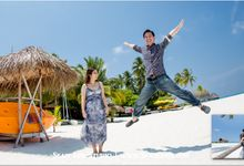 Destination Prewedding - Maldives by Sean Lim Studio