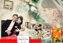 The Wedding Ferdy dan Venny by FotoimOet
