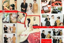 The Wedding Ferdy dan Venny by FotoimOet