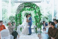 Aldo & Thea The Wedding by PRIDE Organizer