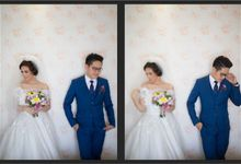 Wedding of Aldo & Agnes by Jessica Tjiptoning