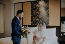 Burgundy & Aged Gold by Wedding Diary: Penning Your Love Story