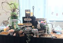 Alice In Wonderland Tea Party by Manna Pot Catering