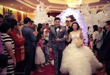 Wedding of Andreas&Riena by Huemince