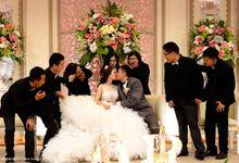 Wedding Day Of Andreas & Riena by Edelweis Organizer