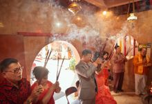 WEDDING ALVEN & HANNY by Onemotion Photography