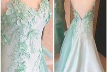 Bloominglace by VON BRIDAL
